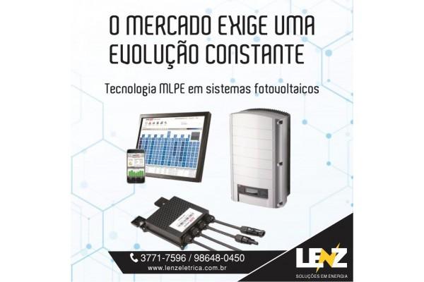 Tecnologia MLPE em Sistemas de Energia Solar Fotovoltaica