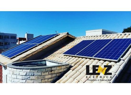 SISTEMA DE ENERGIA SOLAR FOTOVOLTAICA 5,85kWp