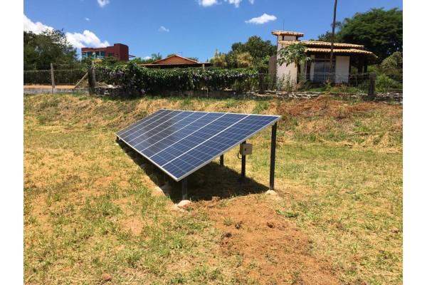 SISTEMA DE ENERGIA SOLAR FOTOVOLTAICA 3,30 KWP